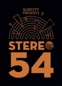 Stereo 54 - Front Flyer