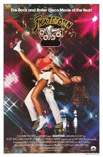 Skatetown USA Poster